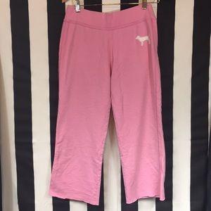 Victoria's Secret Pink Capri length sz Small